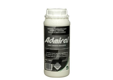Admiral a selective growth regulator.